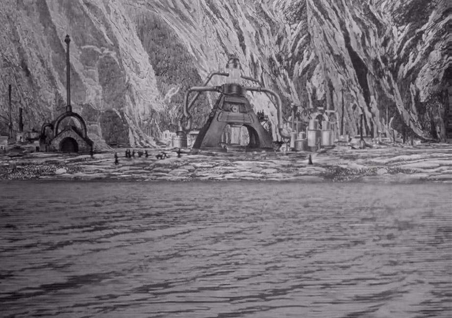 Тайна острова Бэк Кап