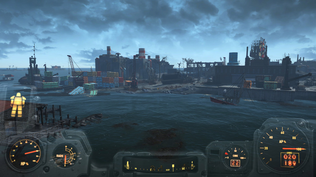 Fallout 4 Sea Bay
